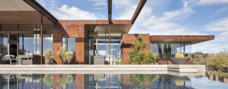 A Sonoran Desert Home with Scenic Views | Features - Design ...