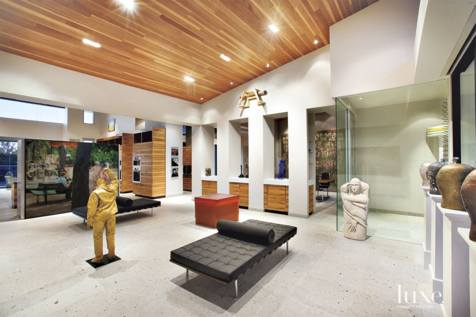 A Modern Gallery-Like Scottsdale Abode   Features - Design Insight