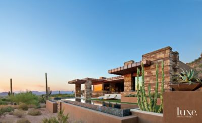 12 Amazing Modern Arizona Homes | Features   Design Insight From The  Editors Of Luxe Interiors + Design