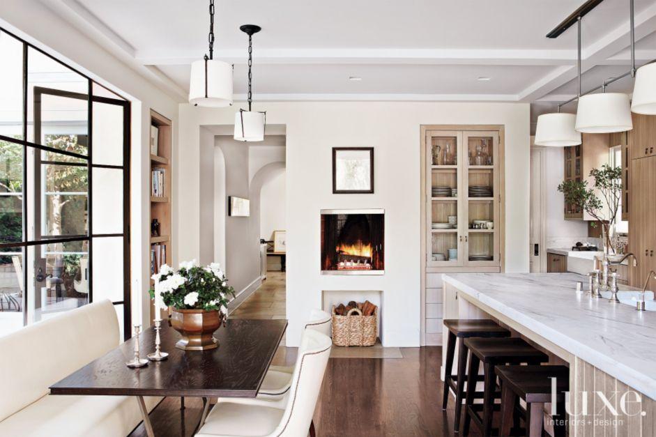 Kitchen Designs For Retangular Space