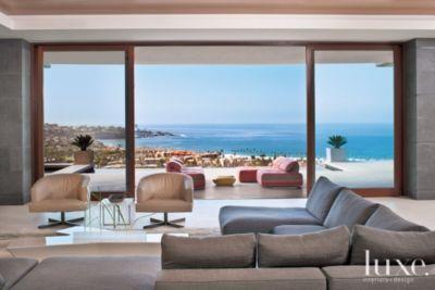 Contemporary La Jolla Home With Ocean Views
