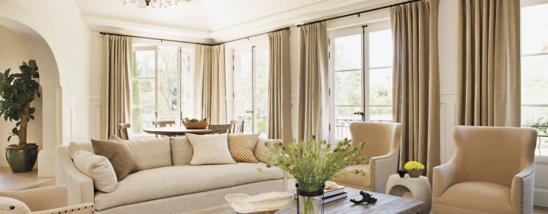 A Contemporary Laguna Beach Home With European Inspired Décor Features Design Insight From The Editors Of Luxe Interiors