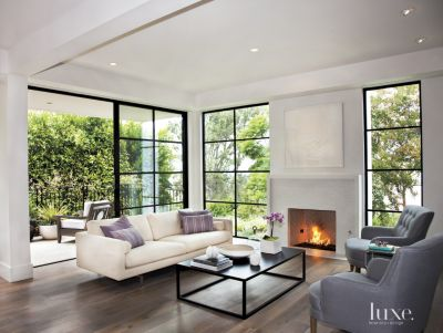 A Contemporary Streamlined Del Mar House with East Coast Flair