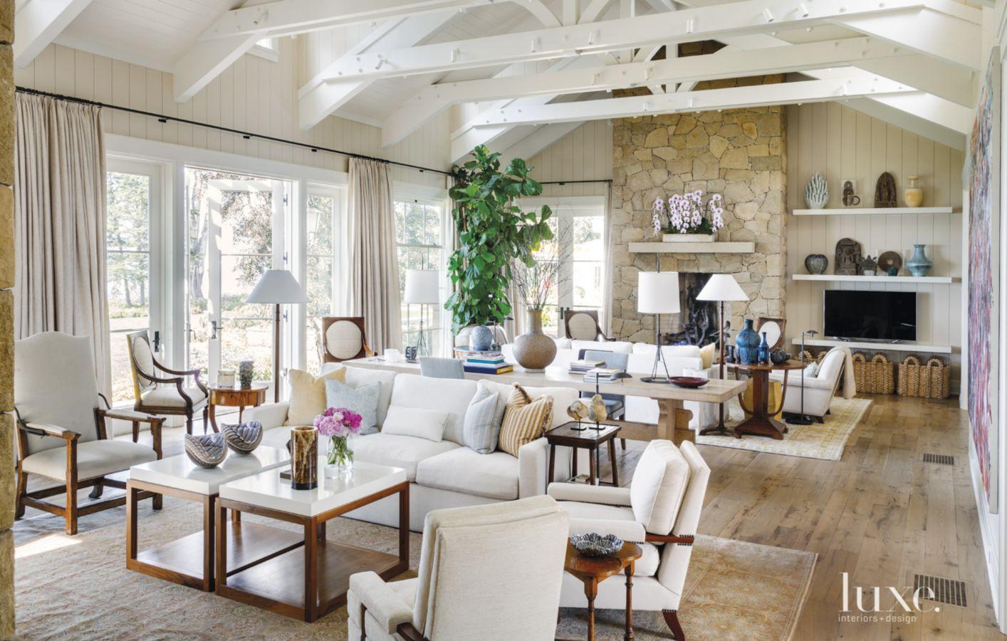 the interior designer tom stringer features design insight from