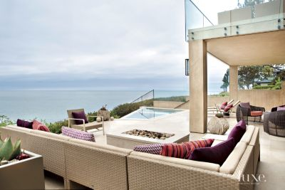 Contemporary Oceanfront Laguna Beach Home