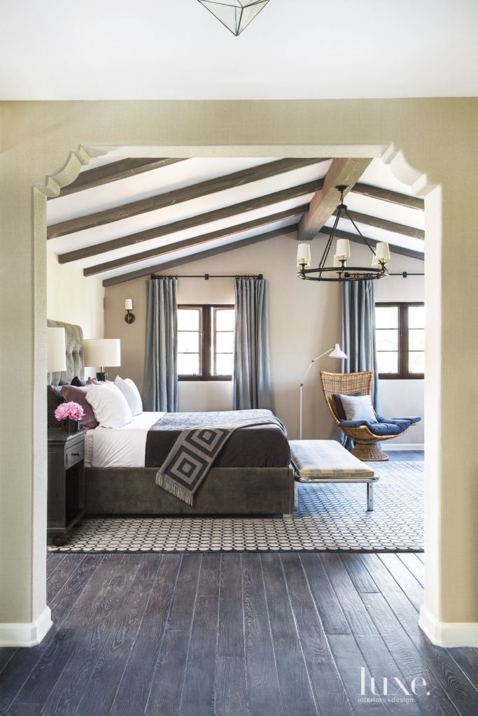 Top 10 Most Popular Luxe Bedrooms From 2015 Features Design Insight From The Editors Of Luxe Interiors Design