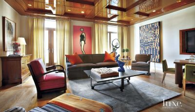 10 Chicago Homes With Chic Interiors | Features   Design Insight From The  Editors Of Luxe Interiors + Design