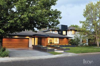 Modern home styles designs
