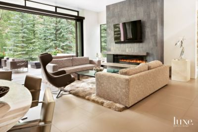 Contemporary Aspen Abode With Modern Architecture