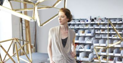 u201cI have always thought with systems and structure in mindu201d explains New York-based bespoke lighting designer Bec Brittain whose latest introductions fall ...  sc 1 st  Luxe Interiors + Design & The Lighting Designer: Bec Brittain | Features - Design Insight from ...