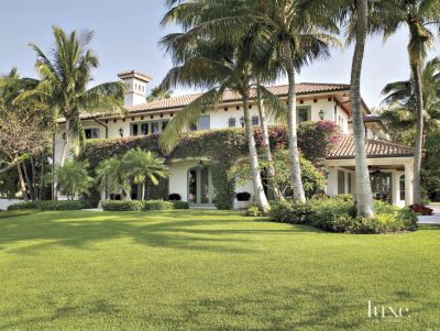Spanish Colonial Style Fort Lauderdale Home