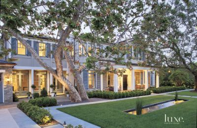 A Modern, East Coast Inspired Brentwood Residence | Features   Design  Insight From The Editors Of Luxe Interiors + Design