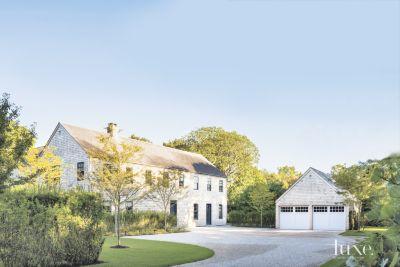 A Minimalist Shaker Style East Hampton Home