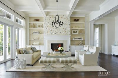 10 Most Popular Living Rooms On Pinterest | Features   Design Insight From  The Editors Of Luxe Interiors + Design