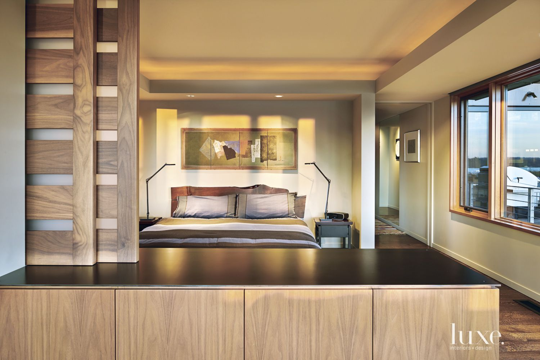 Contemporary Neutral Bedroom Retreat