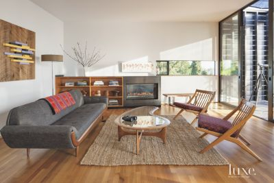 Ordinaire Modern Seattle Hillside Dwelling