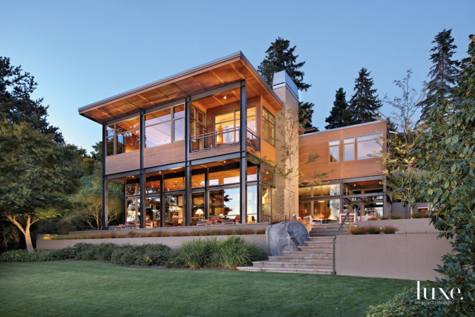 A Modern Mercer Island Home with Contemporary Interiors | Features ...