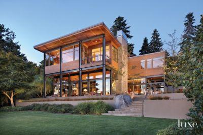 Charmant A Modern Mercer Island Home