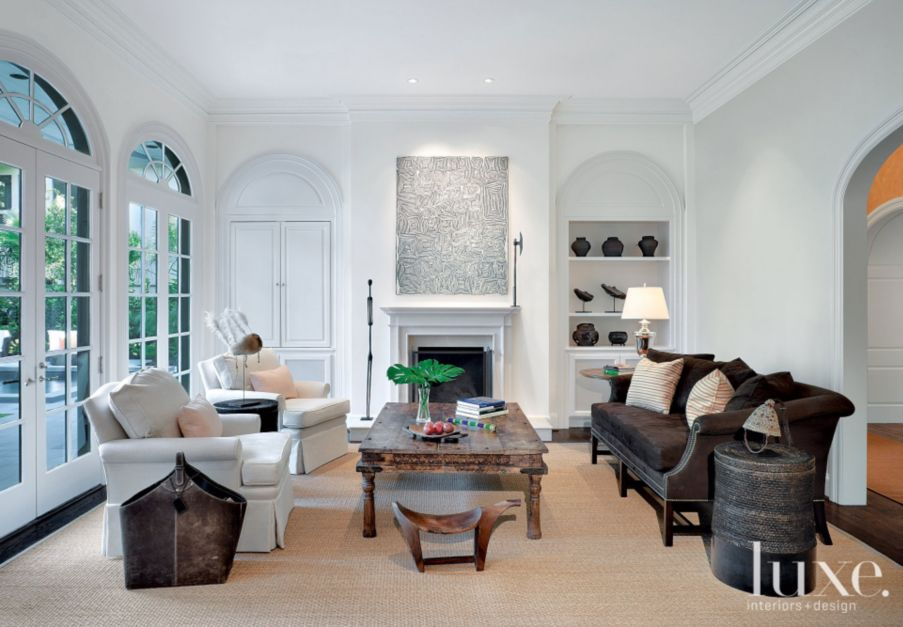 Features - Design Insight from the Editors of Luxe Interiors + Design