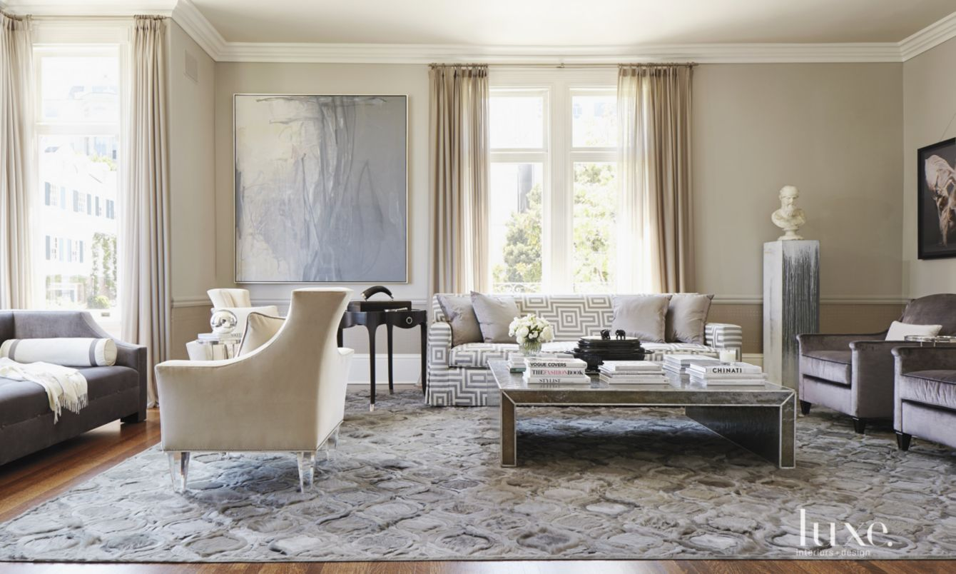 The Rug Designer Kyle Bunting Features Design Insight From The
