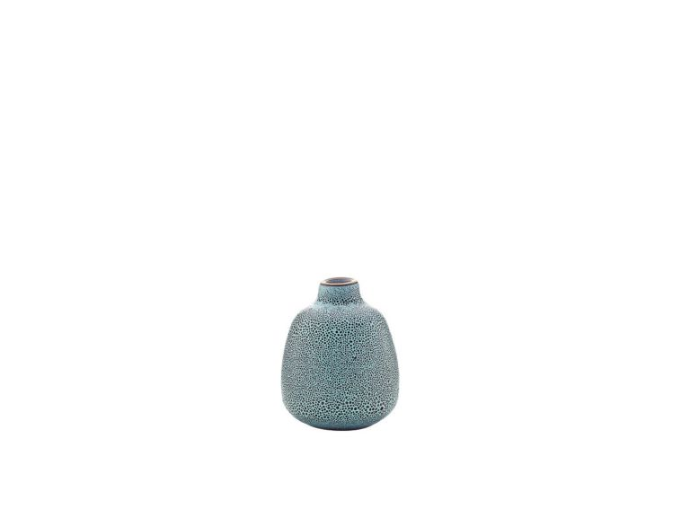 Bud Vase In Cool Lava By Heath Ceramics Luxe Interiors Design