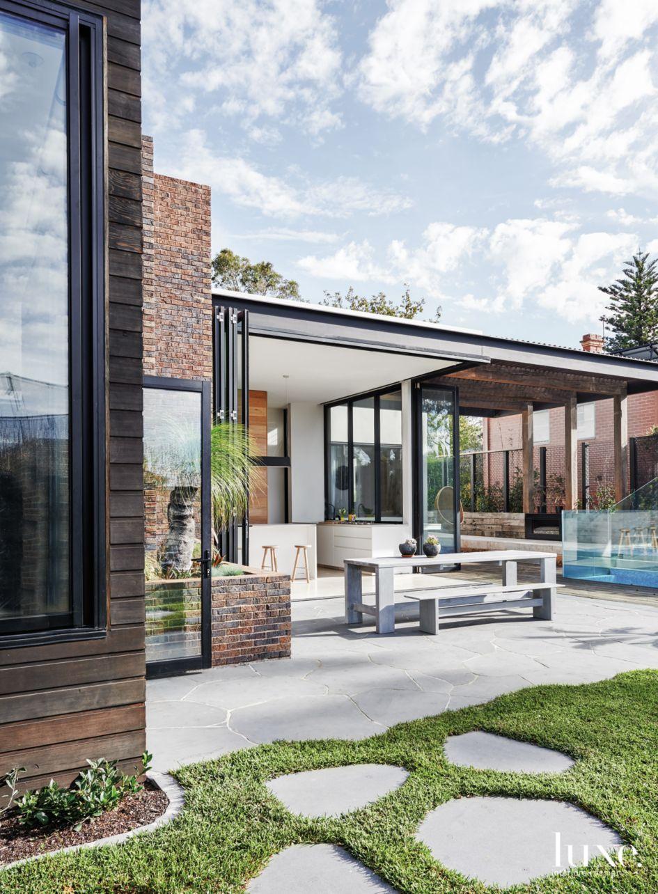 7 Indoor-Outdoor Kitchen and Bath Design Ideas | Features ...