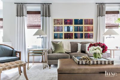 Features Design Insight from the Editors of Luxe Interiors Design