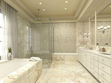 4x12 Shower Wall Tile