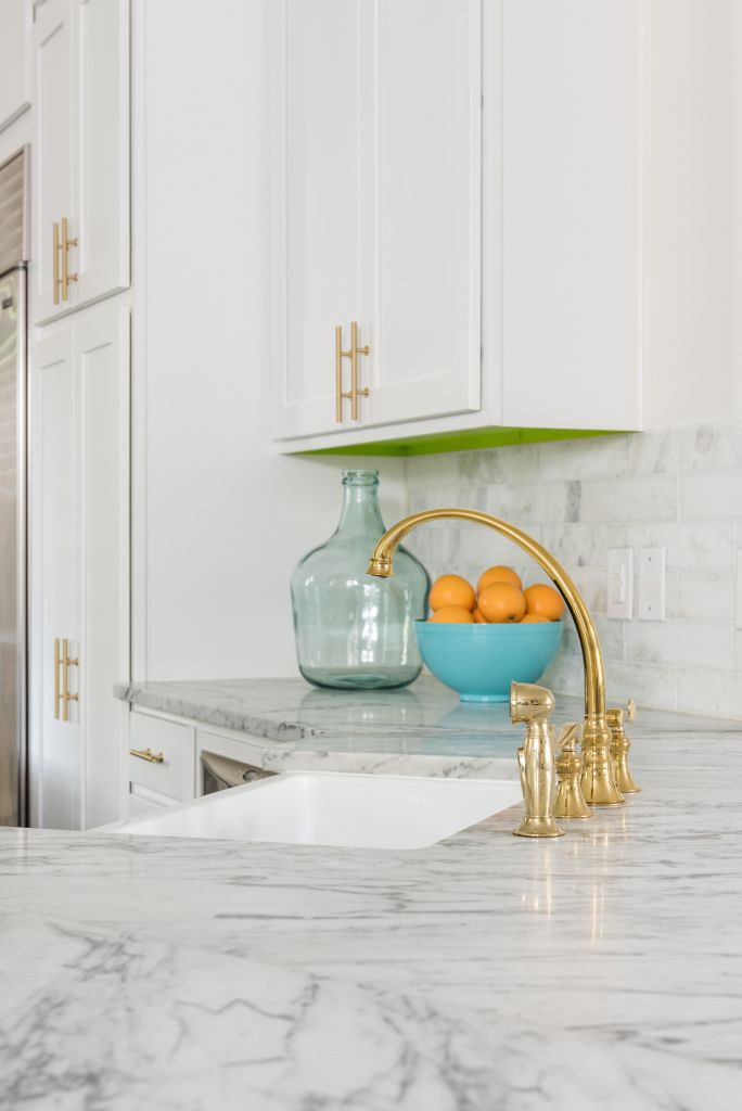 ML Interiors Group Dallas Renovation Kitchen Sink | LuxeSource ...