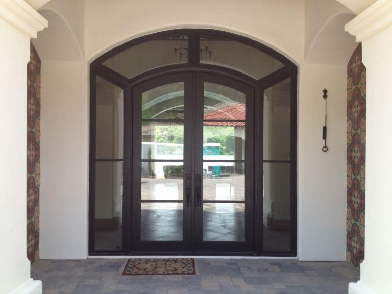 Metal and glass door cantera doors austin luxesource luxe wine gate cantera planetlyrics Image collections