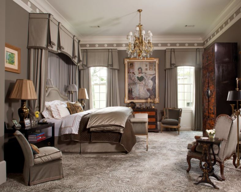 Michael j siller interiors 6 luxesource luxe magazine - Federal style interior decorating ...