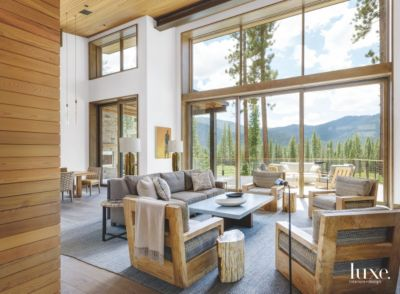 Modern By Nature in Lake Tahoe | Features - Design Insight from the ...