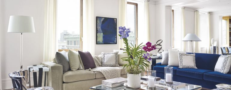 A Modern New York Apartment With A Refined Art Deco Aesthetic