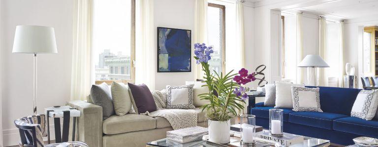 Modern Art Deco New York Apartment