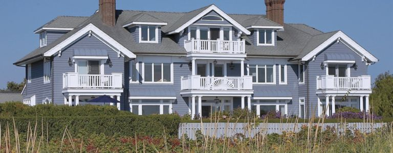 A New Jersey Victorian Beach House