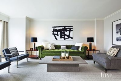 Superieur The Living Room Of A Nate Berkus Designed Suite At New Yorku0027s Loews Regency  Hotel.