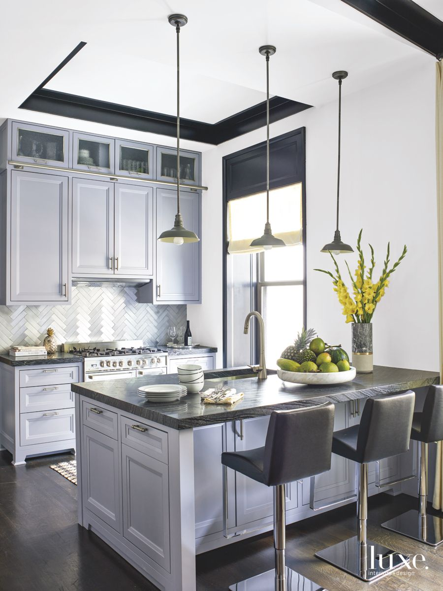 Custom Cabinets for an Important Kitchen