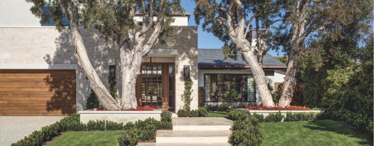 A 1960s Abode Gets A Glamorous Redo in Corona Del Mar | Features ...