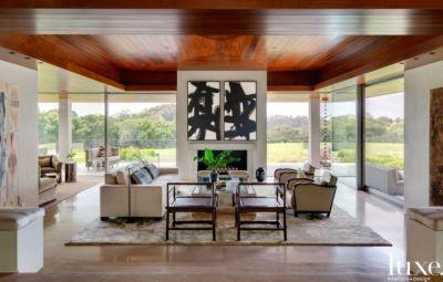 Asian Inspired Contemporary Santa Barbara Home