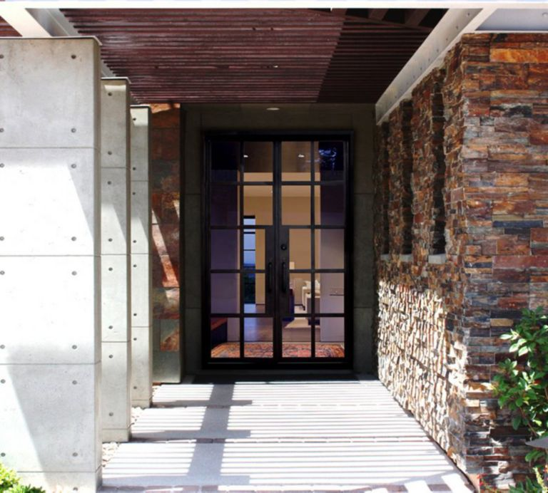 Steel And Glass Door Cantera Doors Austin Luxesource Luxe