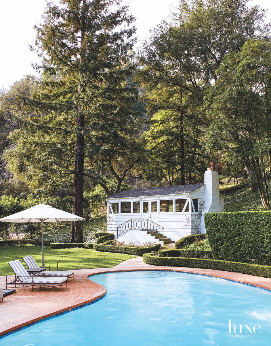 Judy Garland's Home Writers Cabin