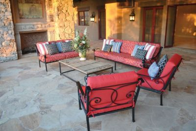 SUNSET PATIO | OUTDOOR LIVING | Features   Design Insight From The Editors  Of Luxe Interiors + Design