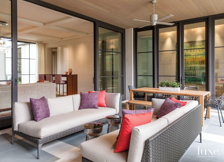 Expansive Indoor-Outdoor Space