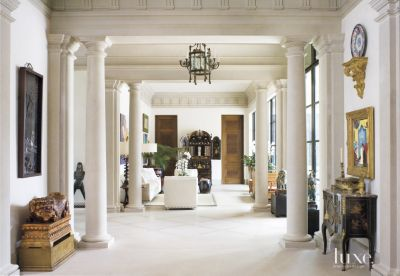 An Art Filled, Traditional Fort Worth Home