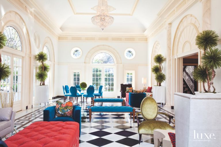 John Staub Original Architecture Houston Home - Luxe Interiors + Design