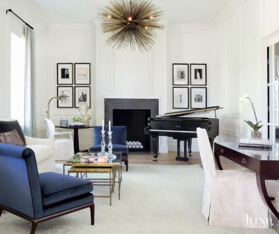 Houston Abode Marries Classic And Modern Design