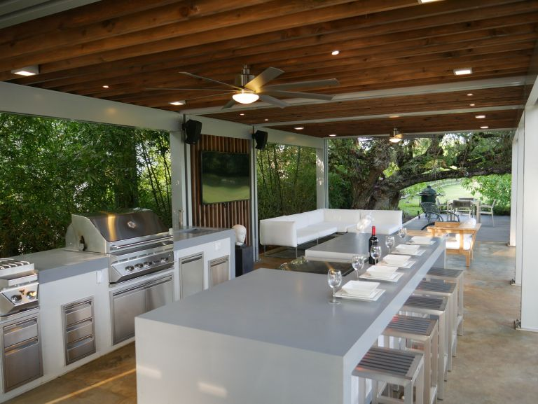 The Patio District 41 Luxesource Luxe Magazine The Luxury Home