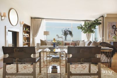 this los angeles condo offers a master class in mixing art and furnishings
