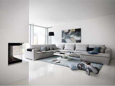White Living Room, BoConcept Miami