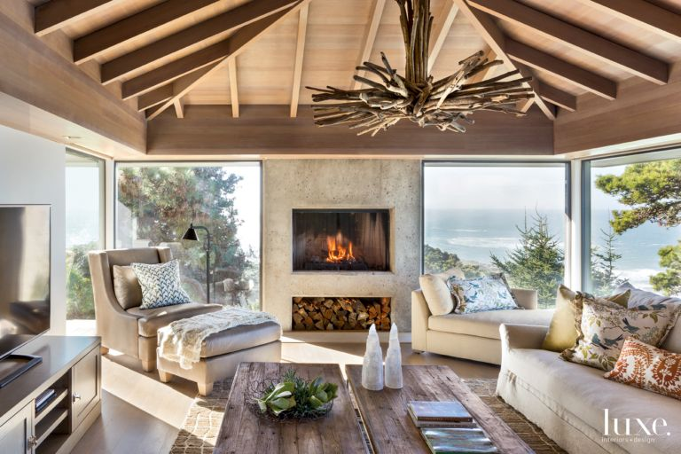 Fireplace Design Ideas corner fireplace design ideas 35 Amazing Fireplace Design Ideas Features Design Insight From The Editors Of Luxe Interiors Design